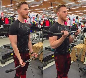 programme full body biceps