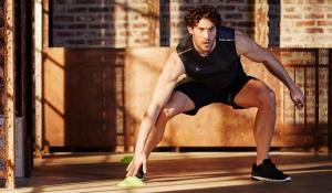 cardio training clothing for men