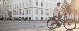 Choose a city bike