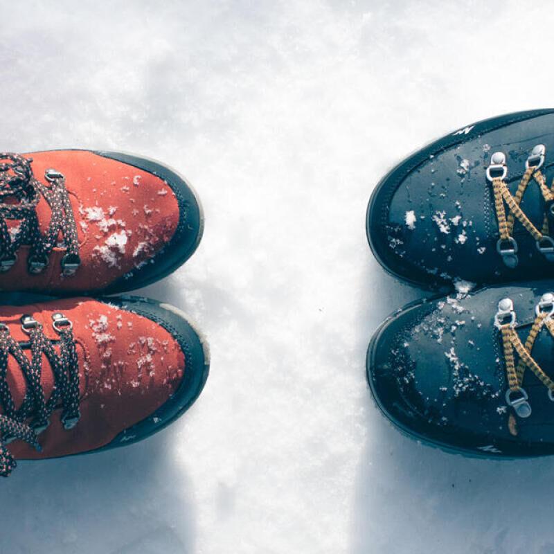 如何選擇雪靴?