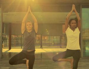 yoga teacher sai bhatt