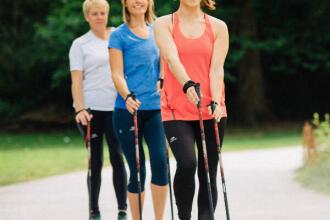 健走|越來越流行的新奇運動:到底什麼是北歐式健走?
