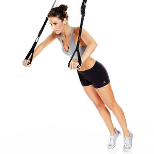 measure your strength with strap training