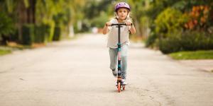 Sparkcykel Barn