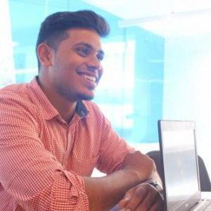 sameer pasha on why strength matters