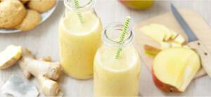 mango protein milkshake