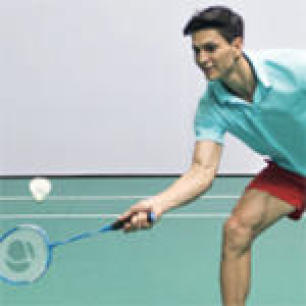 Badminton Racket for occasional players