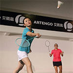 Steel Badminton Rackets