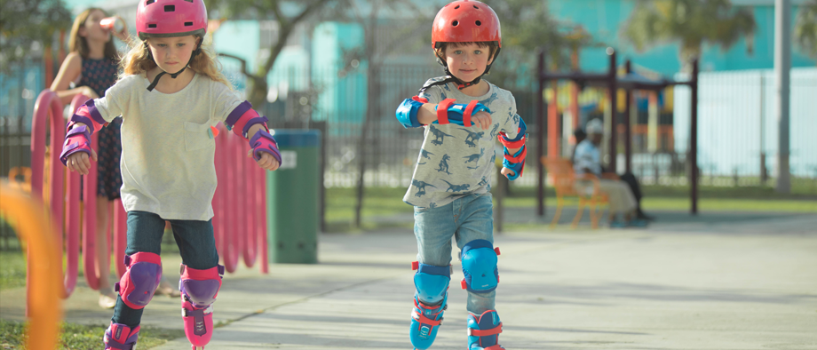 Safe Skating: Protections your child may need