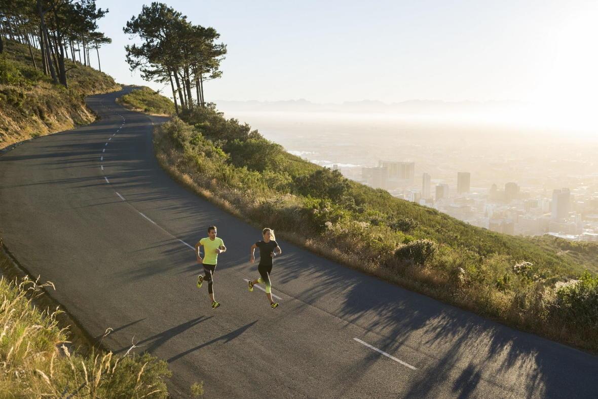 間歇訓練 精進馬拉松的方法
