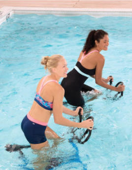 Aqua-Cycling and it's benefits