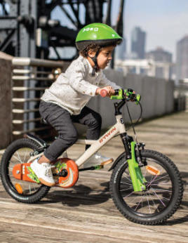 teach your child to cycle