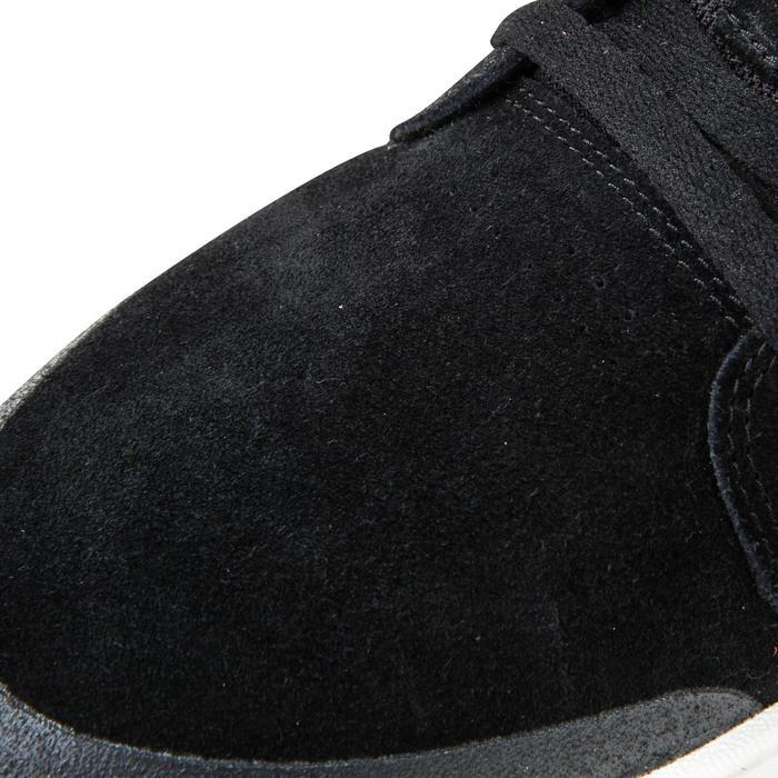 Skaterschuhe Sneaker Crush Low V2 Erwachsene schwarz