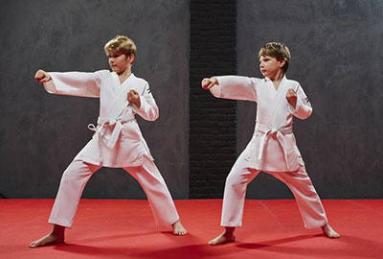karate-kimono