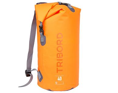 Vattentät behållare, sjömanssäck eller packpåse: vilken passar för dig