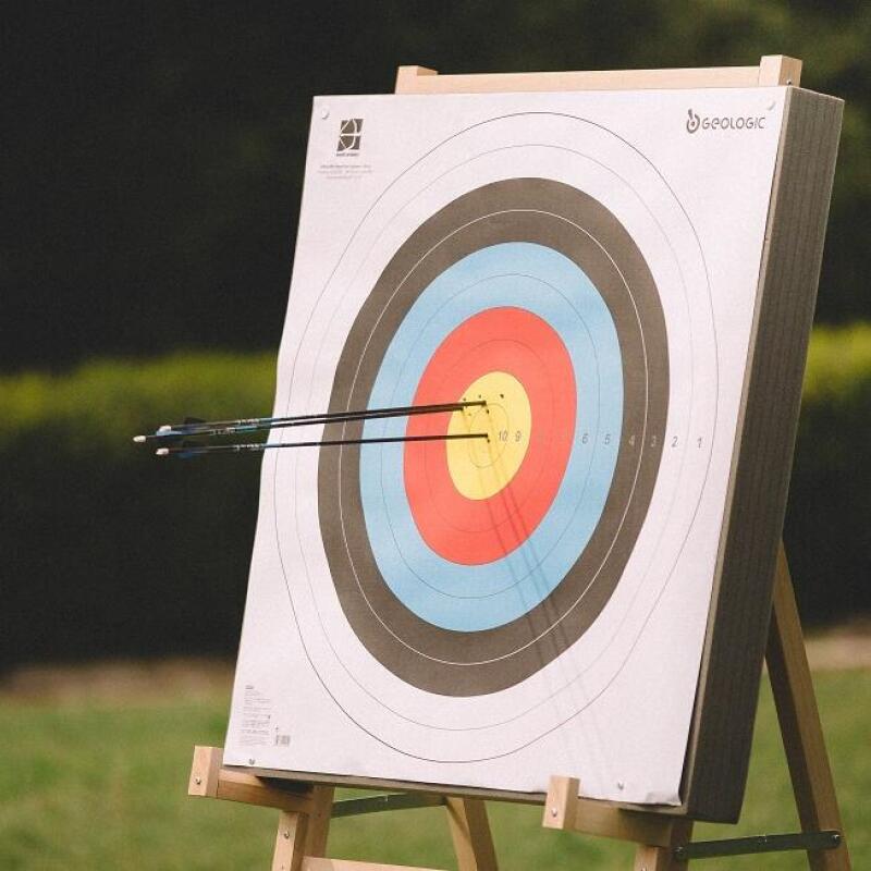Come scegliere il bersaglio per il tiro con l'arco ?   DECATHLON