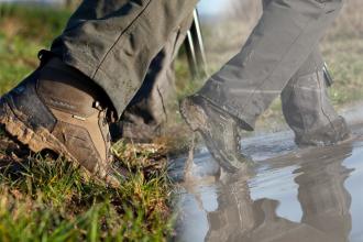 Come scegliere le scarpe impermeabili da caccia?