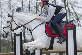 Come scegliere una protezione dorsale equitazione