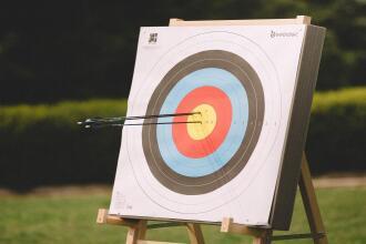 Come scegliere il bersaglio per il tiro con l'arco ? | DECATHLON