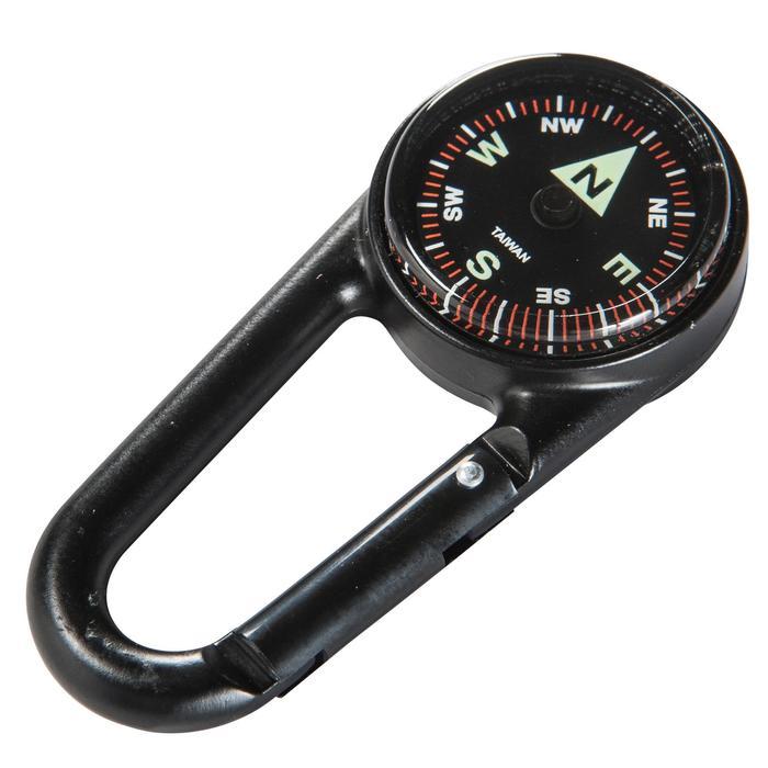Kompass 50 mit Karabiner