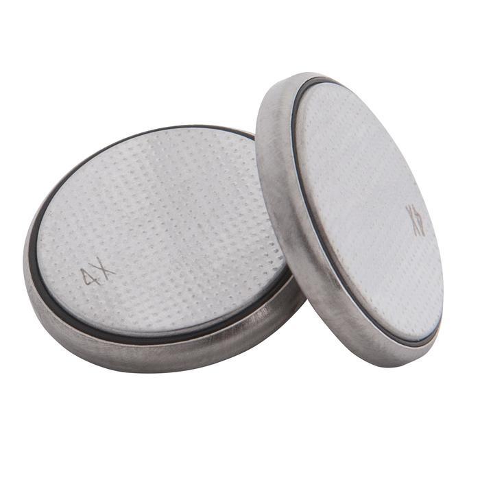 Set van 2 lithium knoopcelbatterijen CR2032