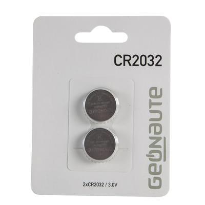 عبوة من بطاريتين CR2032