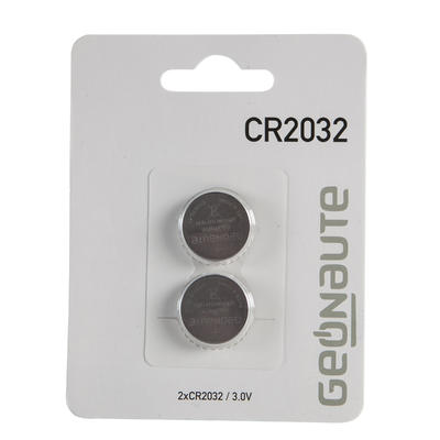 Lot de 2 piles CR2032