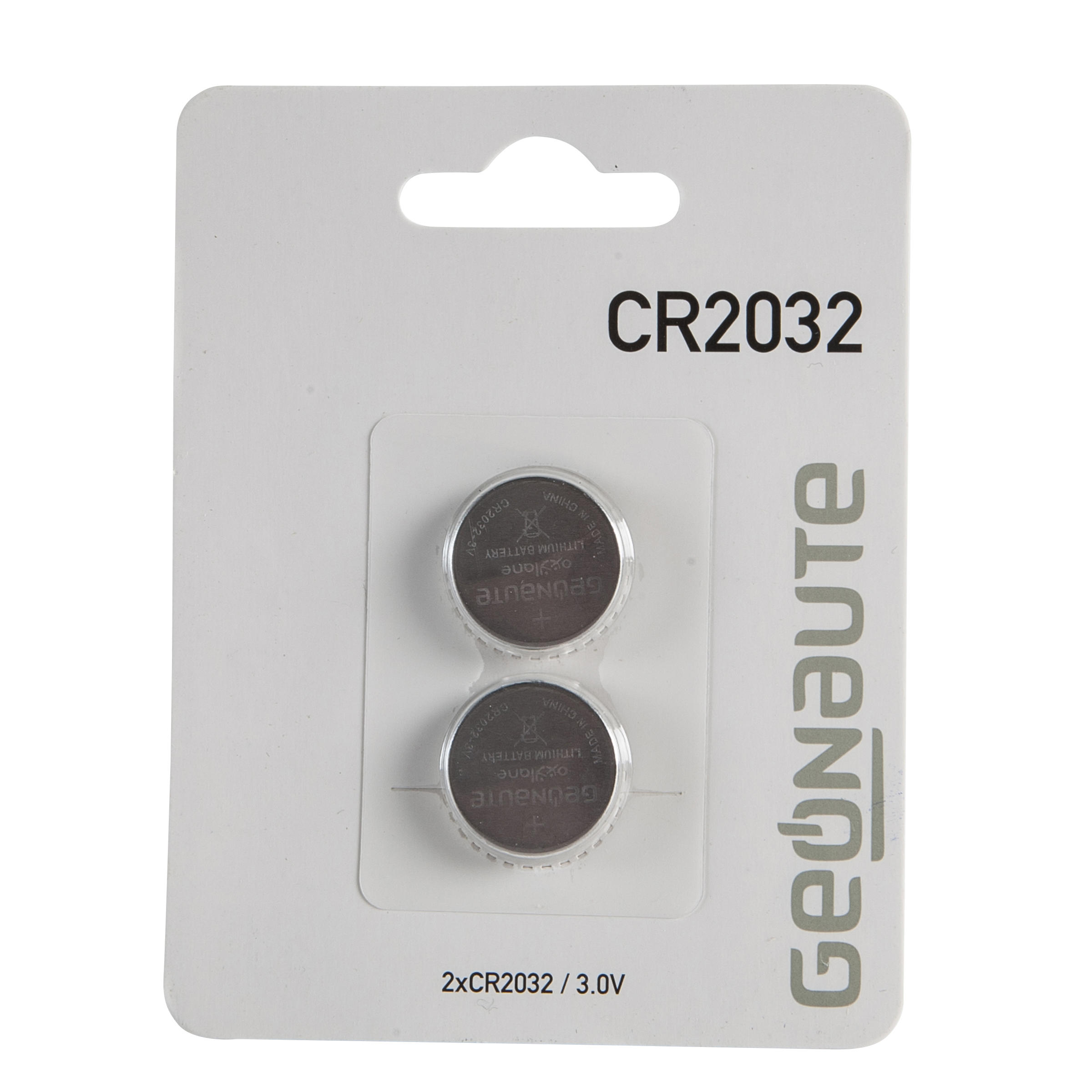 Pack of 2 CR2032...