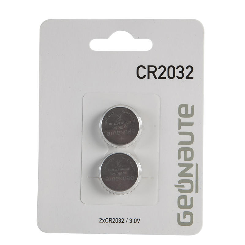 Pack of 2 CR2032 batteries