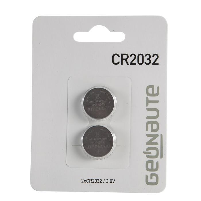 Batterij CR2032 2 stuks