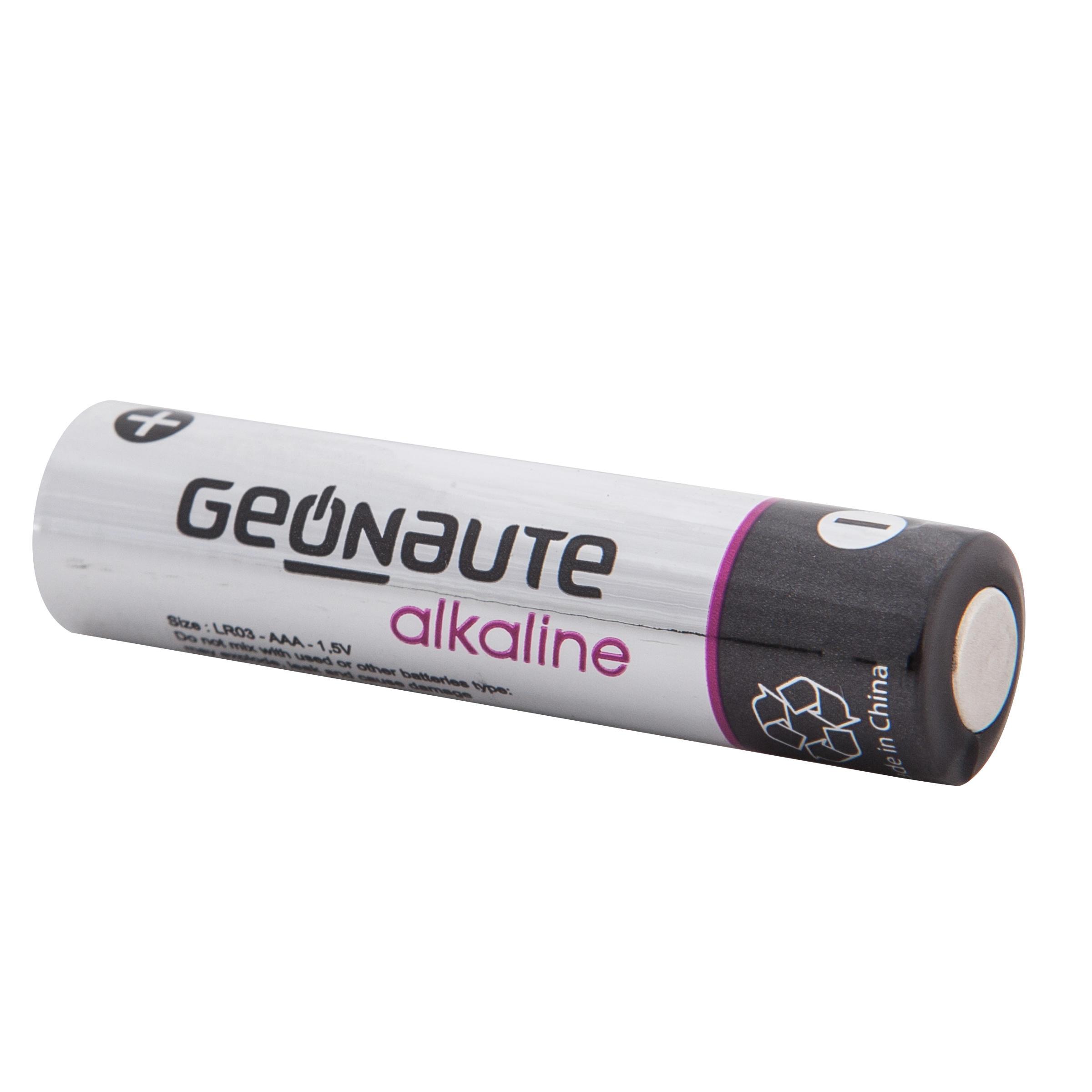 Pack of 4 LR03-AAA 1.5V batteries