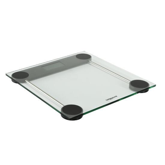 Personenweegschaal in glas Scale 100 - 145446