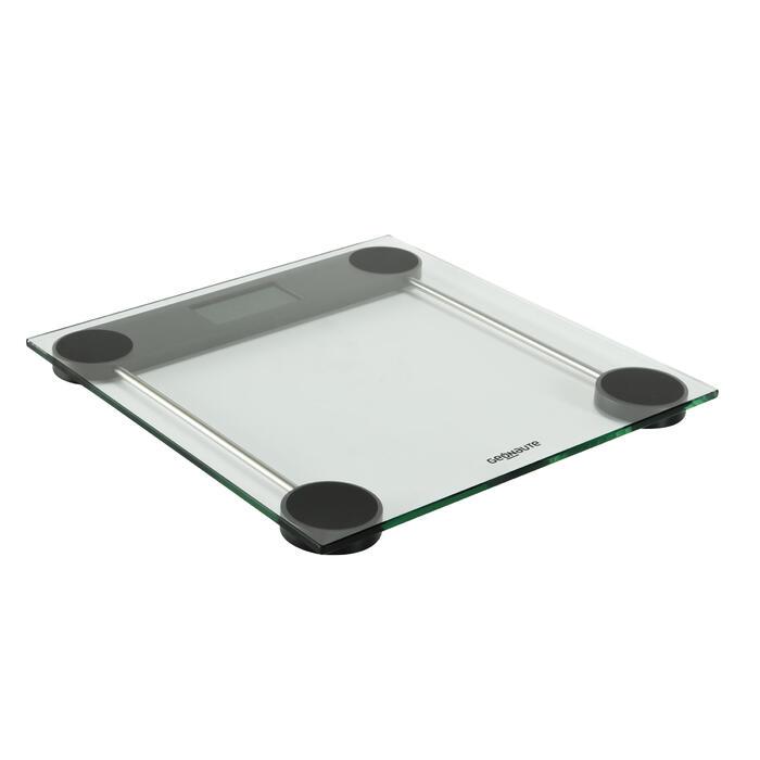 Pèse personne SCALE 100 verre - 145446
