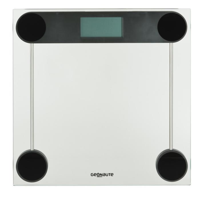 Pèse personne SCALE 100 verre - 145447