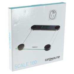 Personenweegschaal in glas Scale 100 - 145455