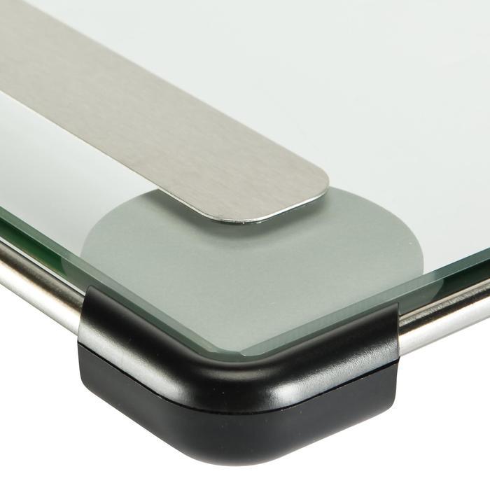 Pèse personne impédancemètre SCALE 300 verre - 145459