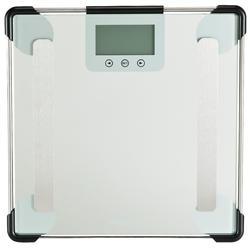Glazen personenweegschaal met lichaamsvetmeter Scale 300 - 145460