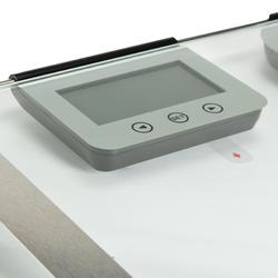 Glazen personenweegschaal met lichaamsvetmeter Scale 300 - 145463
