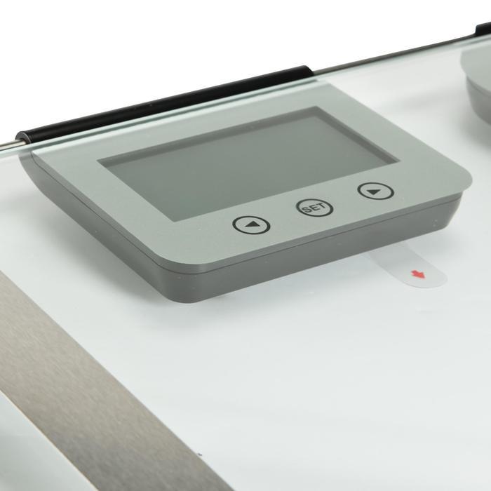 Pèse personne impédancemètre SCALE 300 verre - 145463