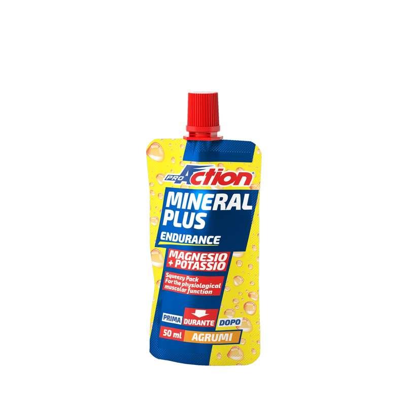 BARRETTE, GEL E RECUPERO Alimentazione - Gel MineralPlus Mg+K 50ml PROACTION - Alimentazione
