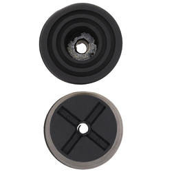Remblokjes voor Oxelo rolschaatsen voor volwassenen zwart - 145669