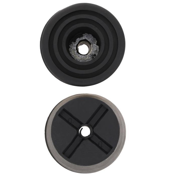 2 almohadillas de freno roller quad adulto OXELO negro