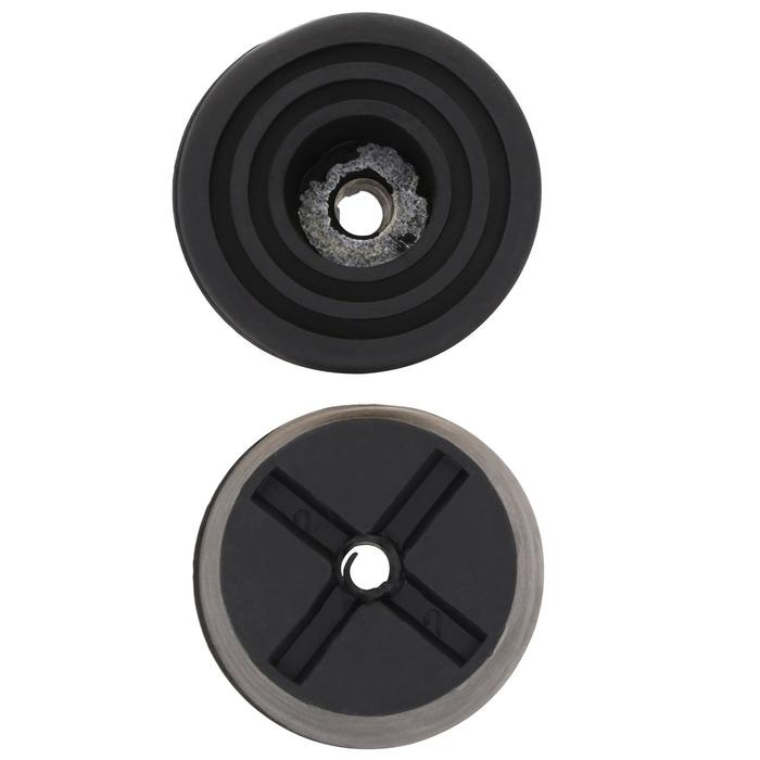 Almohadillas de freno roller quad adulto OXELO negro
