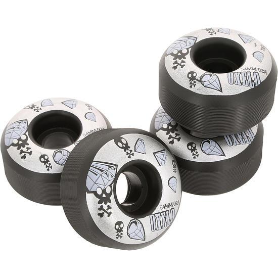 Skate wielen 54 mm hardheid 92A - 145680