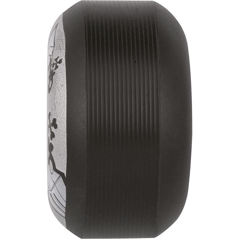 4 ruedas de skateboard de 54 mm, 92A.