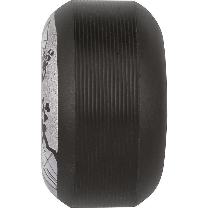 4 x 54mm 92a Skateboard Wheels - 145681