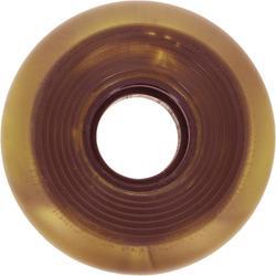 Rollschuh-Rollen Quad 62mm/38mm 82A 4 Stück Erwachsene bronze