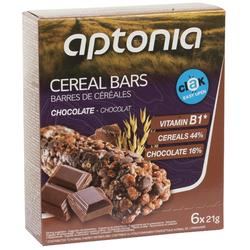 Barrita de Cereales CLAK Chocolate 6 x 21 g