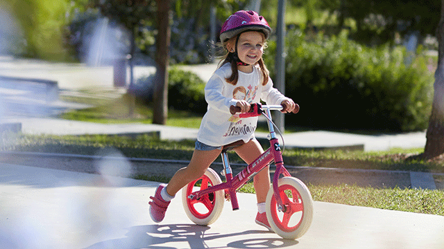 Hoe kies ik een kinderfiets?