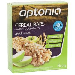 Barrita de cereales CLAK manzana 6 x 21 g